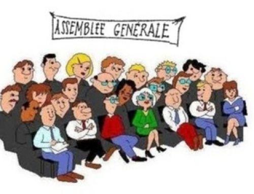 ASSEMBLEE GENERALE DU CENTRE SOCIAL