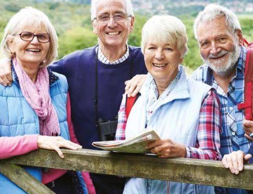sortir ensemble réservé au + de 60 ans