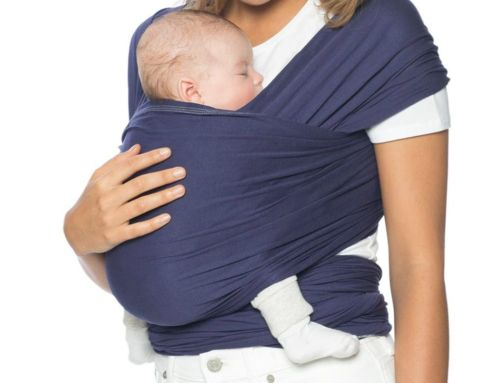 Ateliers parentalité autour du portage bébé